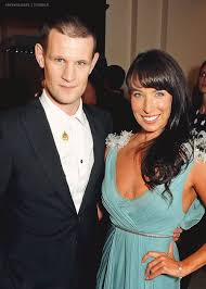 Matt Smith & his sister Laura Jayne Smith - GQ awards September ...