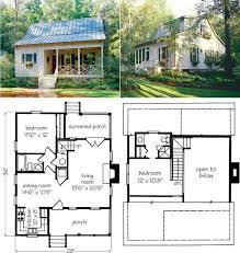tiny house plans cottage