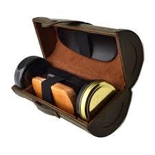 tool kit outdoor travel shoe shine