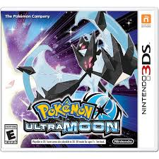 Pokemon Ultra Moon, Nintendo, Nintendo 3DS, [Digital Download ...