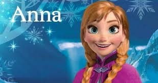 frozen anna costume for cosplay