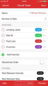 seconds interval timer app for ios