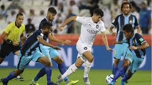 Algeria's Baghdad Bounedjah makes Club World Cup history