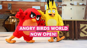 World's first-ever Angry Birds World opens at Doha Festival City ...