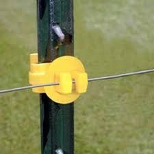 Fi Shock Ity Fs Electric Fence Insulators T Post