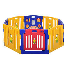 China Low Price For Plastic Baby Fence High Quality Plastic Large Baby Safety Playpen Best Playpen For Kids Used Home Indoor Outdoor Xihe Factory And Manufacturers Xihe