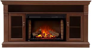 canterbury electric fireplace mantel