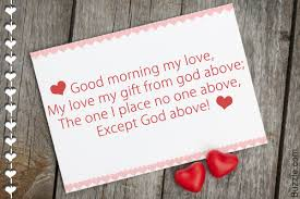beautiful good morning poems to