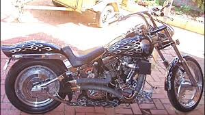 125 cubic inch revtech powered harley
