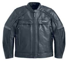 fxrg leather jacket with pocket