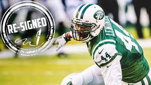 LB Corey Lemonier Re-Signs with Jets