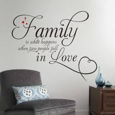 Family In Love Home Decor Creative Quote Wall Decals Removable Vinyl Wall Stickers Decor Art Removable Wall Sticker Wall Sticker Decor Vinyl Wallvinyl Wall Stickers Aliexpress