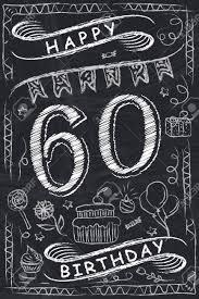 Diseno De La Tarjeta Del Feliz Cumpleanos Del Aniversario En La