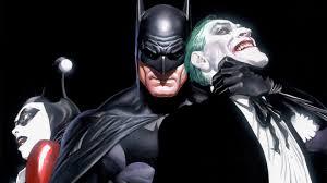 batman joker harley quinn 4k wallpapers
