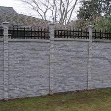 Concrete Fence Concrete Garden Fencing Latest Price Manufacturers Suppliers