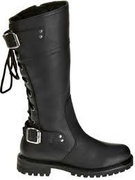 harley davidson footwear women s alexa