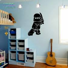 New Ninjago Lego Vinyl Wall Decal Sticker For Kids Boy Room Decor Children S Play Room Wall Decor Wall Stickers Free Shipping Wall Decals Stickers Wall Stickerdecorative Wall Stickers Aliexpress