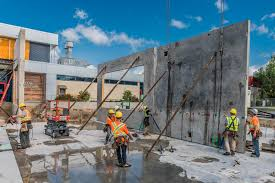 University of Guelph Addition - Guelph, Ontario - 2017 - Tilt Wall ...