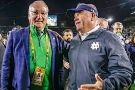Notre Dame AD Jack Swarbrick says Fighting Irish would play 13th game if  allowed by NCAA
