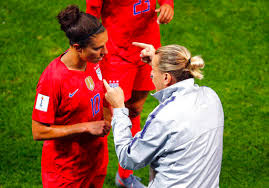Carli Lloyd adjusts, doesn't accept, role as game-changing reserve for U.S.  women | TribLIVE.com
