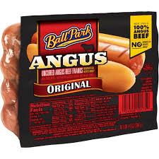 ball park original angus beef franks 14