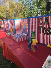 carnival party game ideas carnival