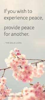 quote for peace peace quotes encouragement quotes buddhist quotes