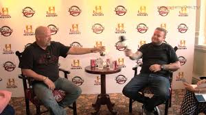 Interview with Rick and Corey Harrison (Pawn Stars) Part 1 - YouTube