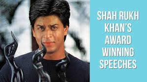 shah rukh khan s filmfare award winning