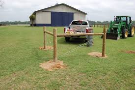 Installing Fence Posts And Keeping Them Secure Countryside
