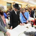 Annual Maple Street Shul Melava Malka • CrownHeights.info – Chabad News,  Crown Heights News, Lubavitch News