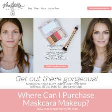 where to maskcara makeup maskcara
