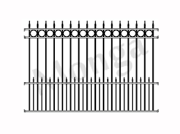 Decorative Wrought Iron Fence Manufacturers And Exporters