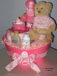 gift baskets for baby shower لم