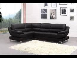 leather corner sofa bed modern