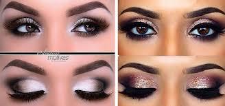 winter themed eye makeup looks ideas