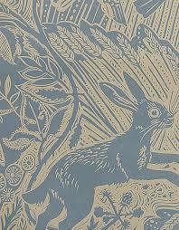free harvest hare wallpaper