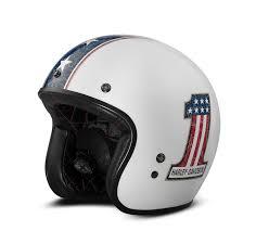 Rwb 1 B01 3 4 Helmet 98315 17vx Harley Davidson Usa