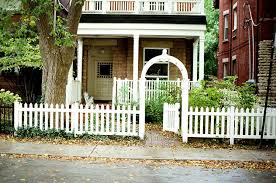 Cozy White Picket Fence You Should Know Great Photos Decoratorist