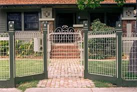 Matthews Fences And Gates Woven Wire Gates Matthews Fences And Gates
