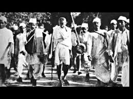 Top 5 movements for Independence by Mahatma Gandhi - YouTube