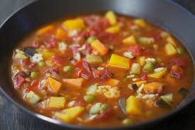 chunky winter vegetable