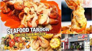 Crab Factory - Seafood Tabur Cheese ...