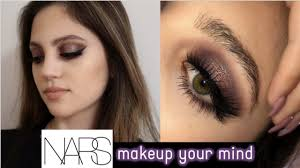 nars makeup your mind palette review