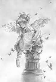 Pin Van Mariette Wings Op Angels Kleurplaten Kleuren