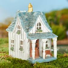 miniature fairy garden cottage farm