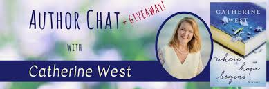 Author Chat + Giveaway with Catherine West – Fiction Aficionado