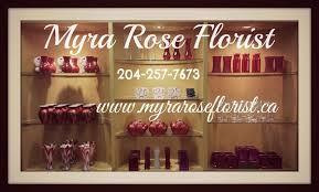 Myra Rose Florist, Winnipeg — address, phone, opening hours, reviews