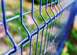Cheap Welded Wire Mesh Curved Fence High Security Fence Panels Garden Fence Wire Fencing