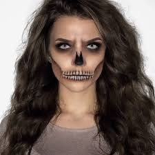 skeleton makeup skull makeup